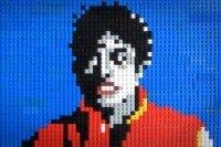 «Thriller» Майкла Джексона пересняли с кубиками Lego