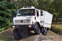 Mercedes предложили собирать в России локомобили