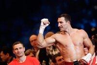 Владимир Кличко сменил песню для выхода на ринг