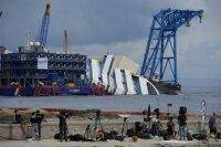 В Италии началась операция по подъему лайнера «Коста Конкордиа»
