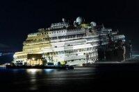 Завершена операция по подъему лайнера «Коста Конкордиа»