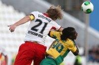 «Амкар» выиграл в гостях у «Кубани» с разгромным счетом