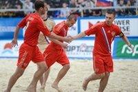 Россия стала чемпионом мира по пляжному футболу