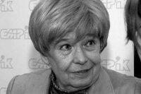 Умерла польская писательница Иоанна Хмелевская