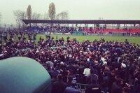 МВД назвало причину беспорядков на матче в Назрани