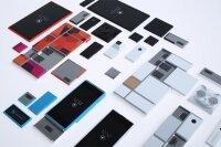 Motorola предложила собирать телефоны из модулей