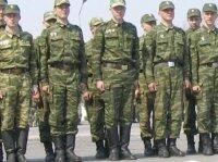 Кабмин рассмотрит законопроект о выборе прохождения военной службы