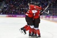 Четыре раза подряд канадцы становятся чемпионами по хоккею
