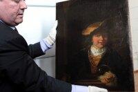 Найден украденный 15 лет назад картина Рембрандта