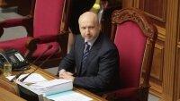 Премьер Александр Турчинов уволил своего представителя в Крыму