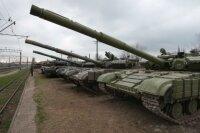 Треть украинских солдат в Крыму хочет перейти на сторону России