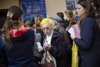 В Крыму насчитывалось около 15 тыс. российских паспортов