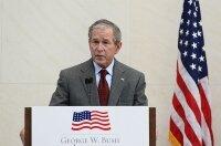 Джордж Буш стал художником