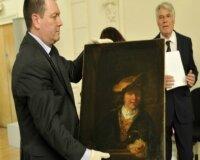 Мюнхене в начале 2012 года полиция нашла 1280 произведений искусства
