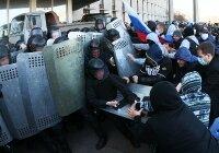 Москва говорит Киеву, чтобы не использовать силы на юге и востоке