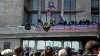 Специальные силы восстановили штаб-квартиру Службы Безопасности в Донецке