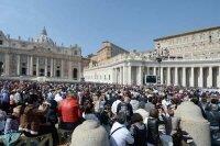 Ястреб-охранник будет патрулировать площадь Святого Петра