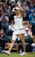 Турнир WTA в Катовице : Агнешка Радваньска в полуфинале