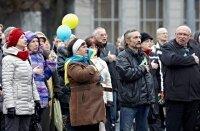 МВД Украины создает специальные отряды, состоящие из мирных жителей