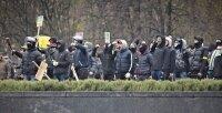Жители Запорожья напали на сепаратистов