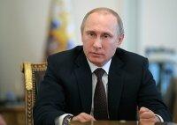 """Путин: обвинения о российском вмешательстве на Украине """"необоснованные"""""""