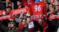 25-я годовщина трагедии на стадионе  Хиллсборо в  Ливерпуле