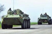 Украинский генерал: все больше и больше российских солдат на востоке
