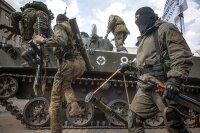 Сми: глава СБУ говорит о 23 задержанных агентов ГРУ России