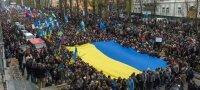 Жители Украины молятся о мире