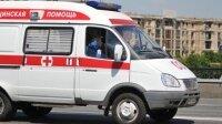 """Водитель снегоуборочной машины не пострадал при аварии во """"Внуково"""""""