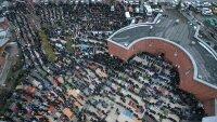Акция в поддержку президента Аргентины собрали около 400 тысяч человек