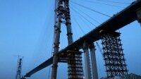 Новый объезд организован на месте обрушения моста в Приморье